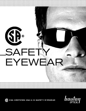Bouton Optical CSA Certified Eyewear