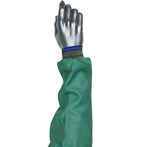 FR Green Sateen Sleeves