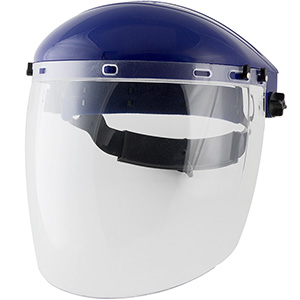 Headgear for Faceshields