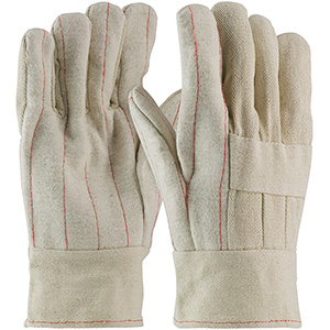 Canvas Hot Mill Gloves