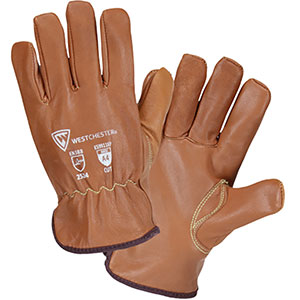 Top Grain Goatskin Drivers