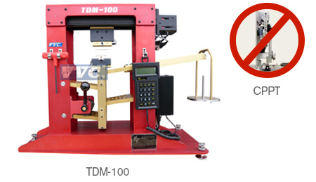 TDM-100 Machine